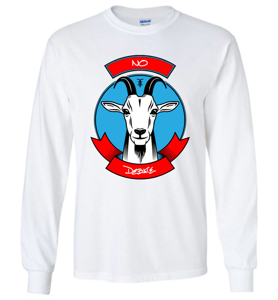 "No Debate ""Fearless""  [GOAT Series]"
