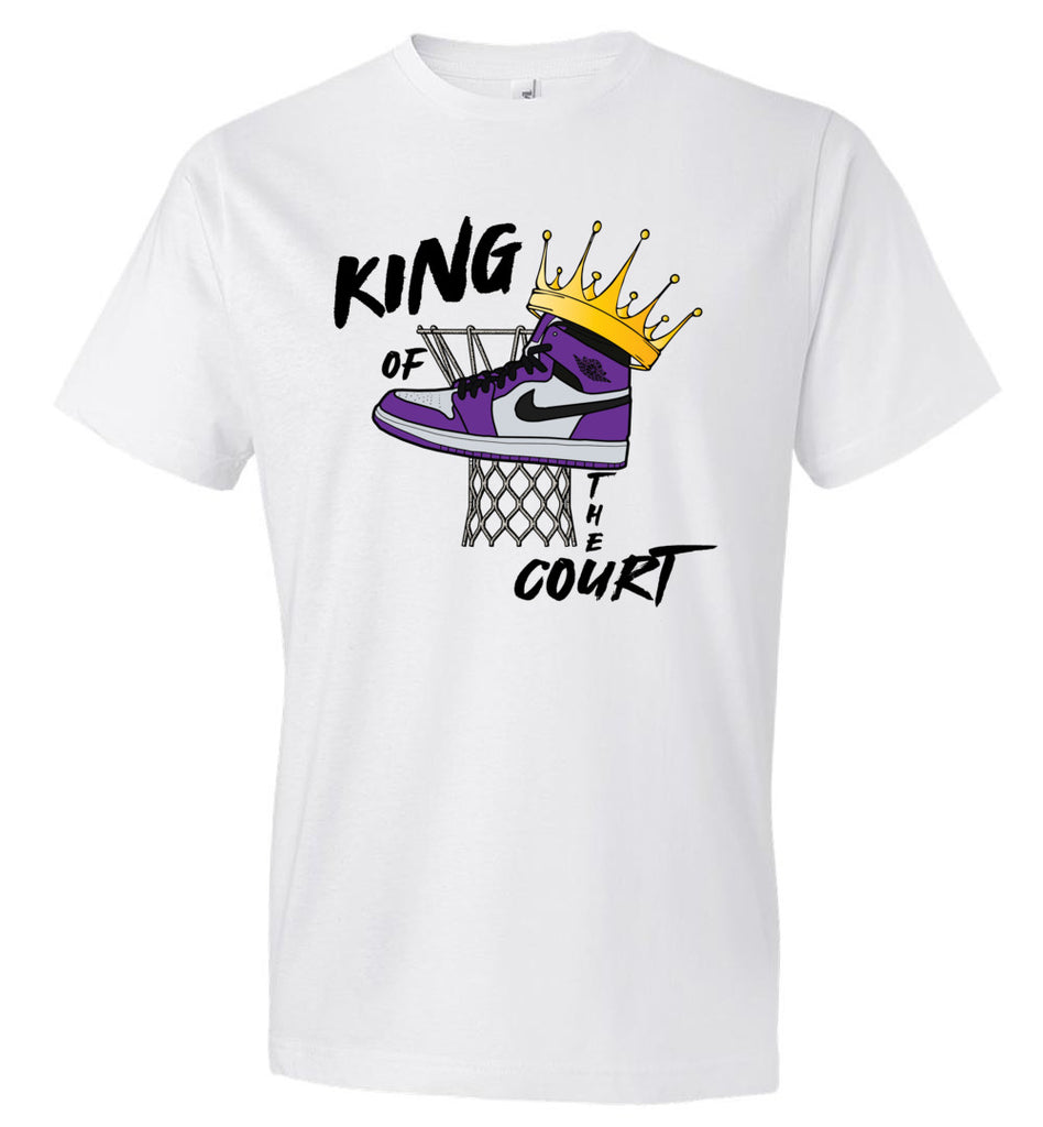 "King of the Court ""Purple"""