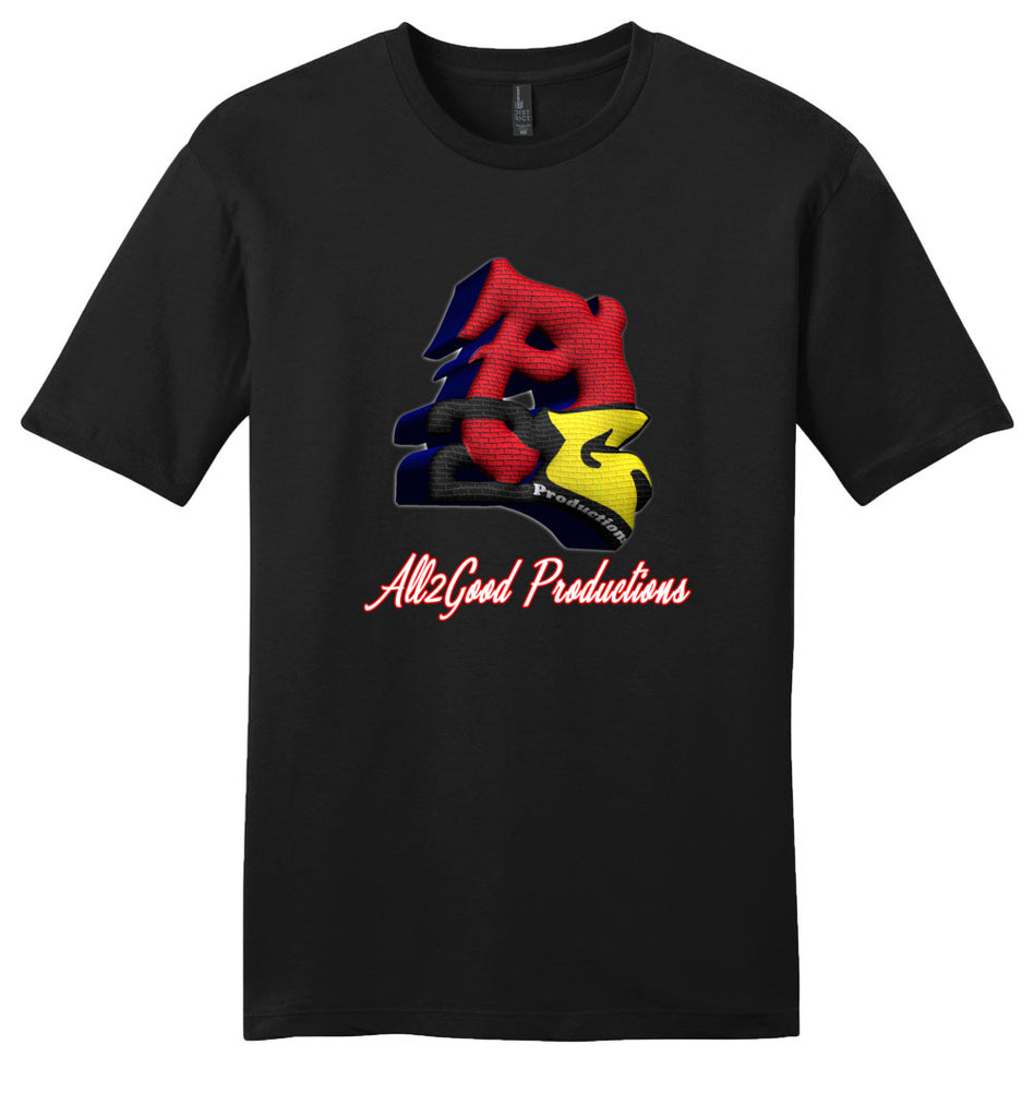 "All2Good Productions ""Do It All"" Tee"