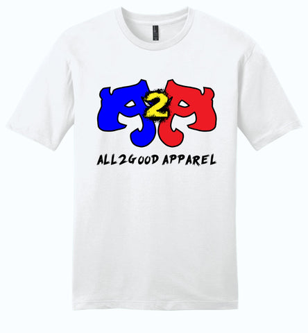 All2Good Apparel Logo Tee