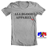 """All2Good Apparel .COM"" Tee - All2GoodApparel.com"