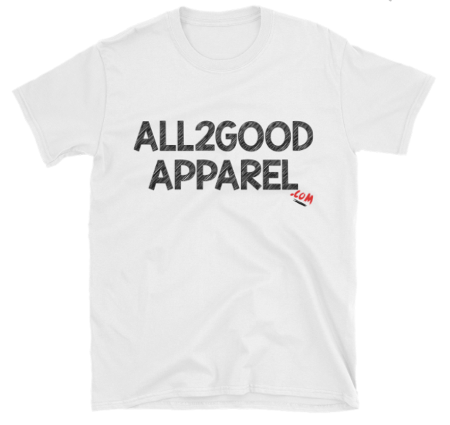 All2Good Apparel Brand Tee
