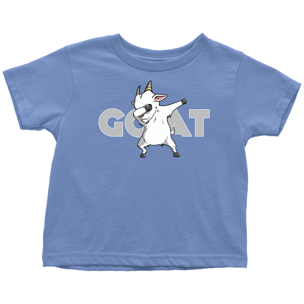"""Dab the GOAT""  [Toddler Tee]"
