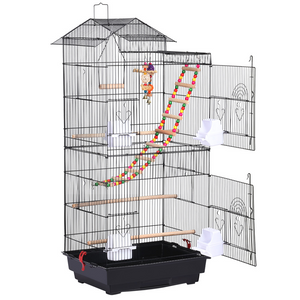 Roof Top Large  Parrot Cage 39-inch