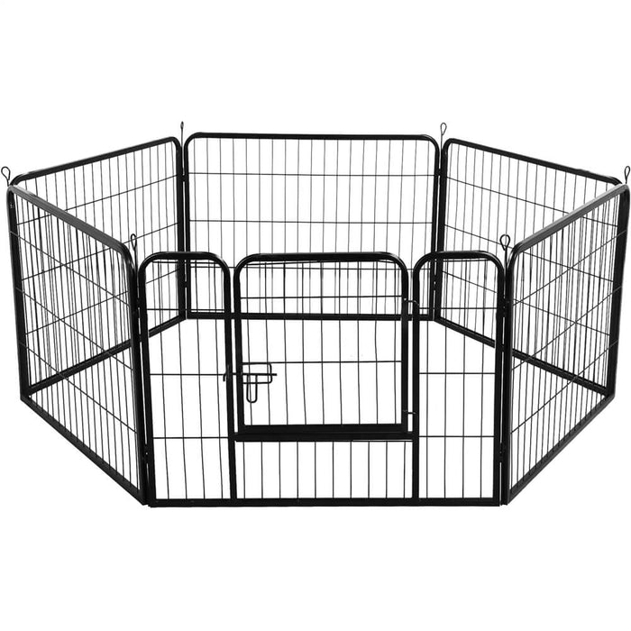 Dog Pen Puppy Playpen 6/12 Panel H60cm