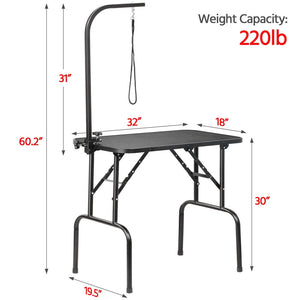 Grooming Table 32-inch