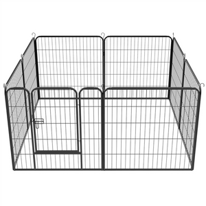 8 Panel Puppy Dog Pen Pet Playpen