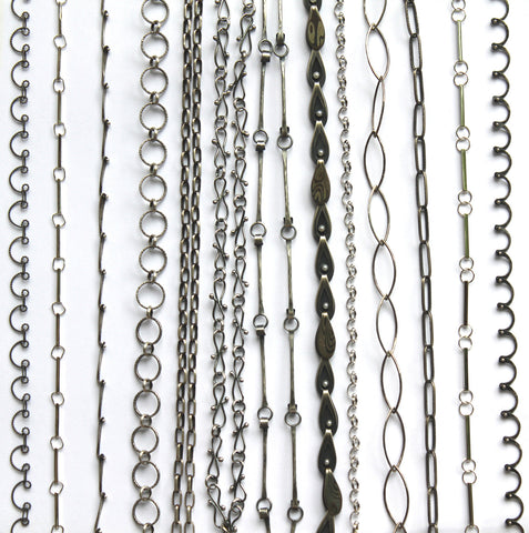 Hand Fabricated Chains