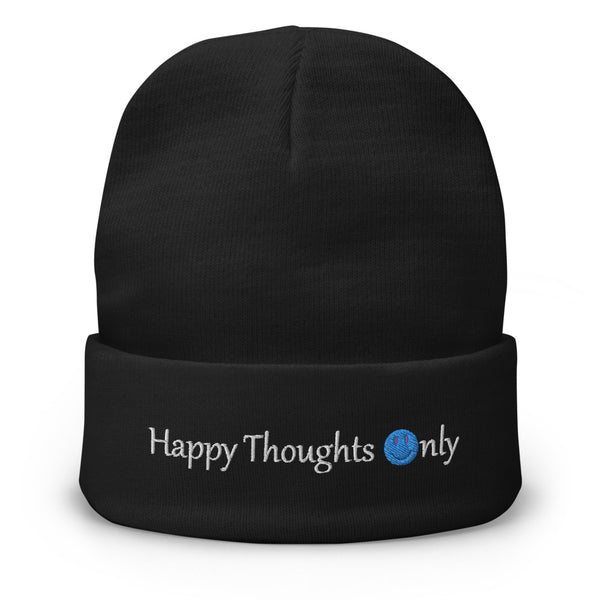 Happy Thoughts Only