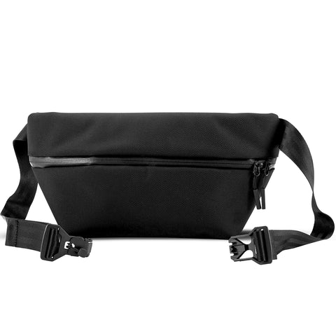 SLING BAG FULL CORDURA BALLISTIC BLACK