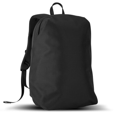 URBAN BACKPACK CORDURA BALLISTIC BLACK