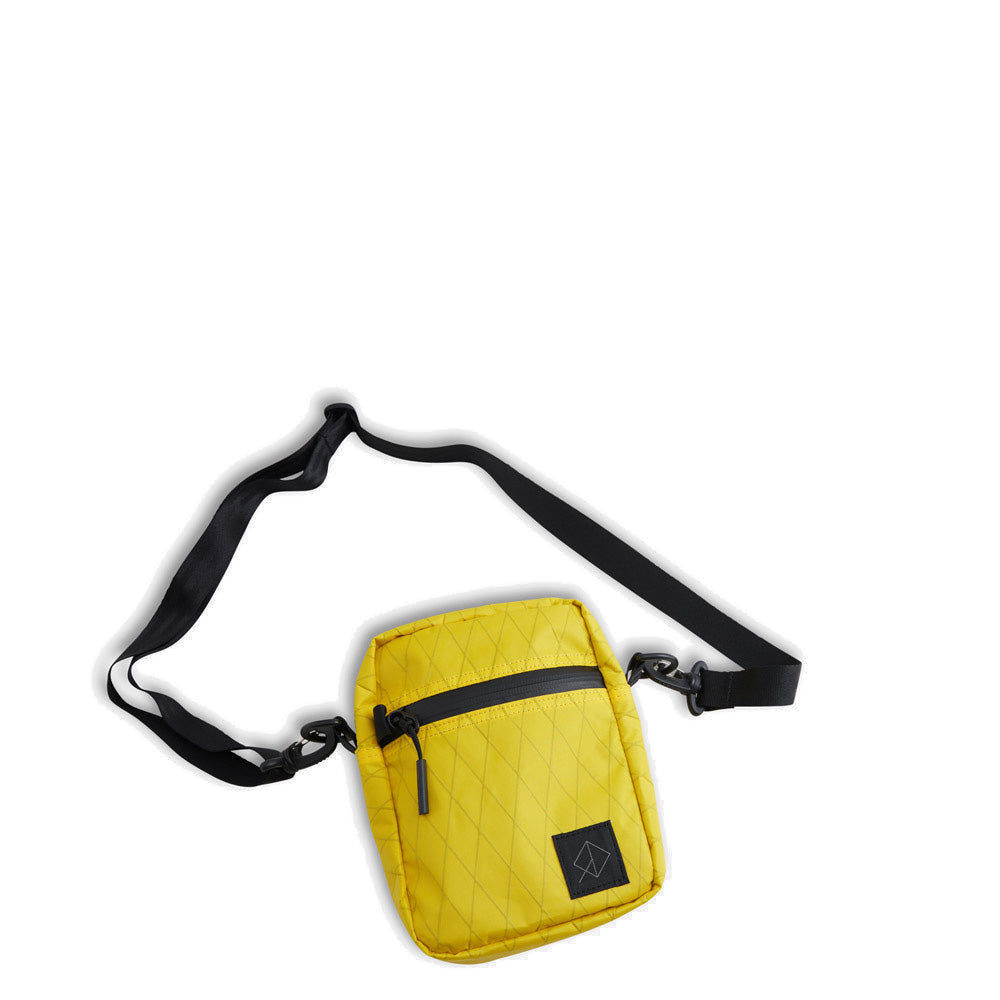 BARNEY POUCH FULL X-PAC YELLOW