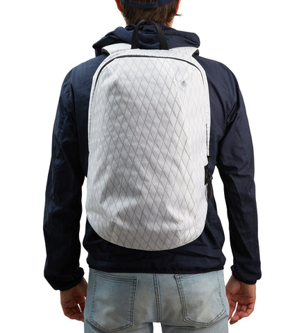 STEM BACKPACK FULL X-PAC WHITE