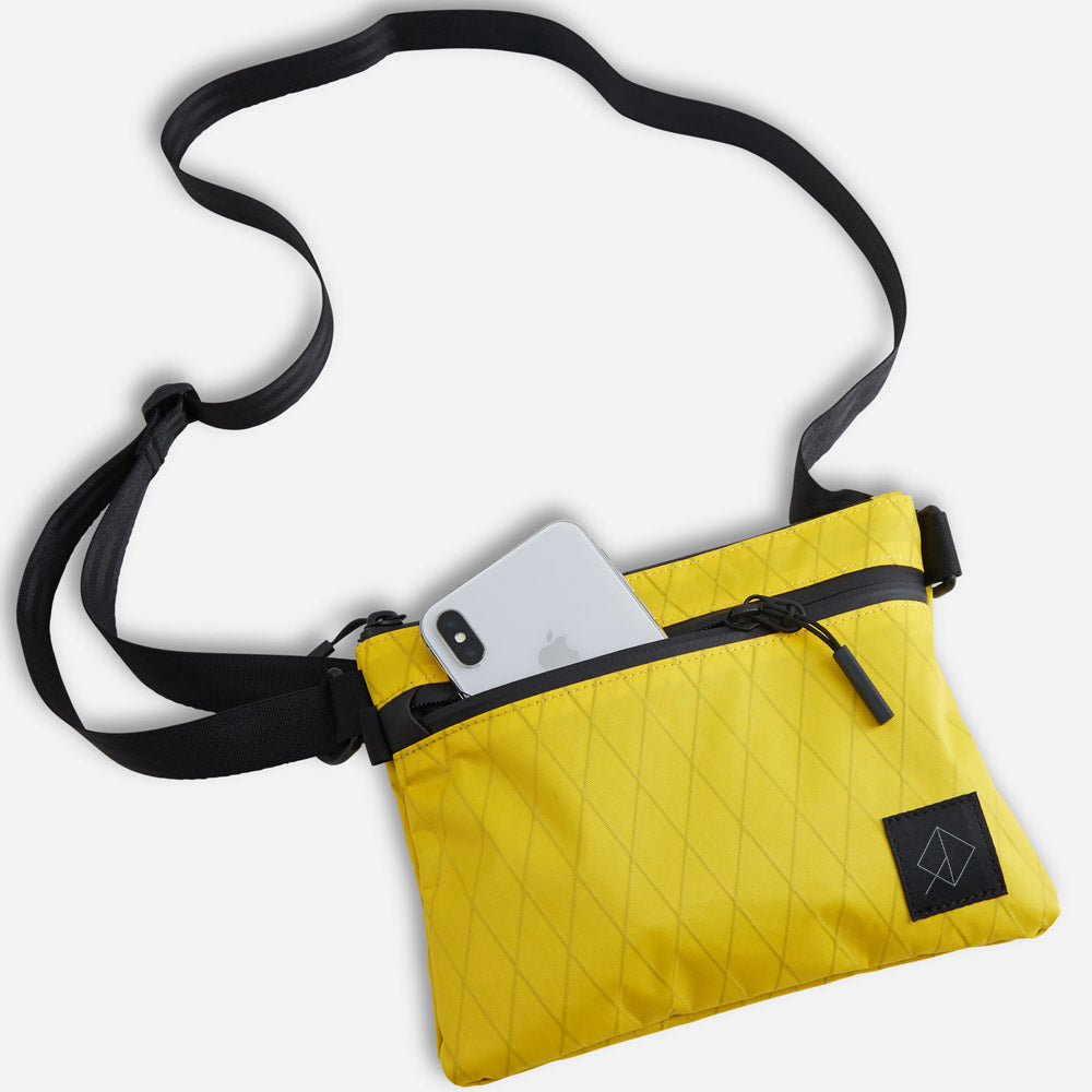 COSMO POUCH FULL X-PAC YELLOW