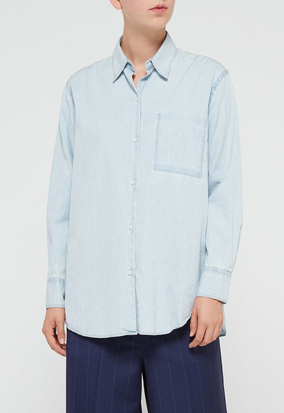CARLSON SHIRT LIGHT INDIGO
