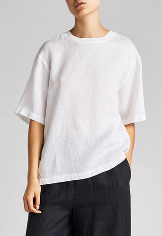 ROHE POP OVER TOP WHITE