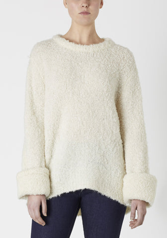 COMMONWEALTH KNIT IVORY