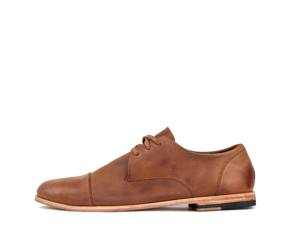 HEATHEN CLAY - LEATHER SOLE