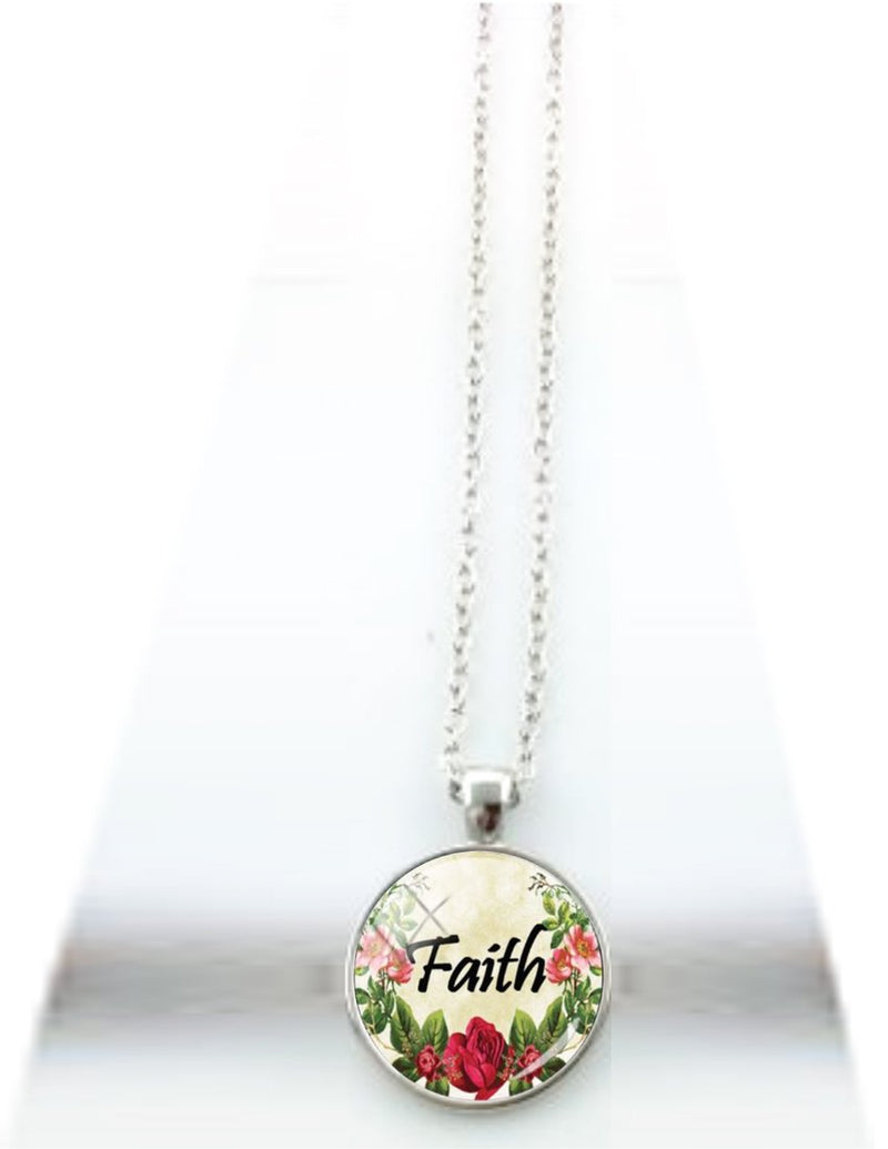 Faith pendant/necklace