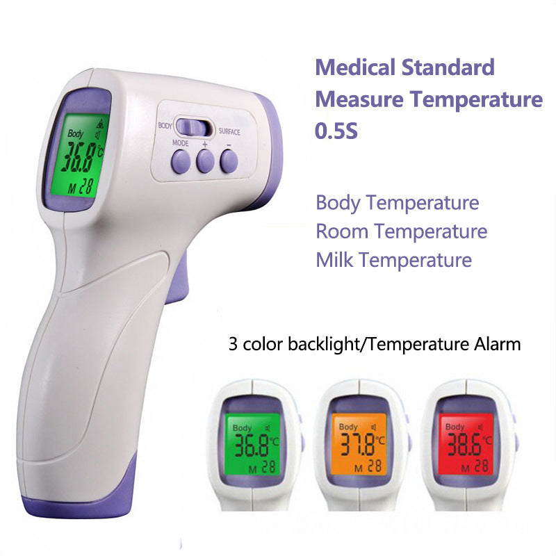 Infrared Touchless Thermometer for Children or Adults - Blunt Bird DN-997