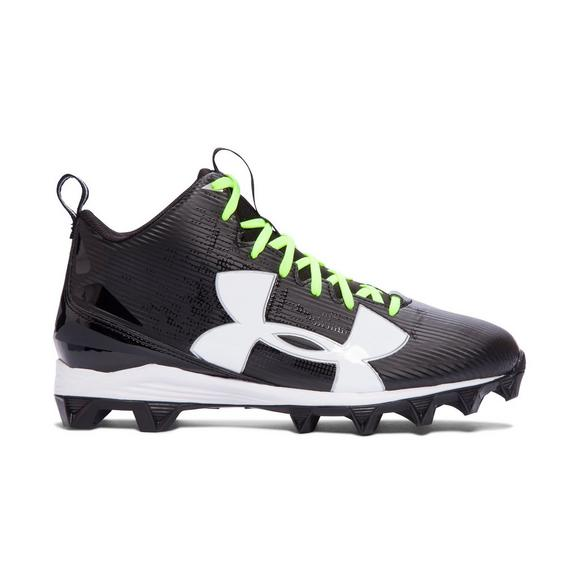 Mens Under Armour Crusher Mid Football Cleats