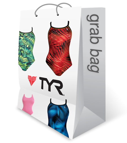 TYR Women's Grab Bag Polyester Maxfit Swimsuit