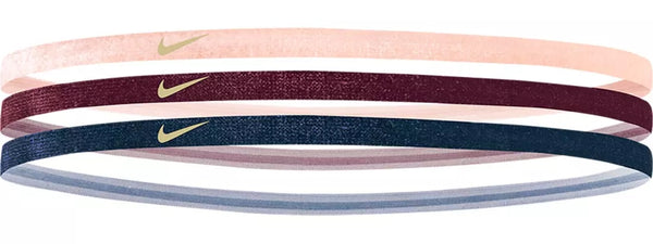 Nike Women's Velvet Headbands – 3 Pack