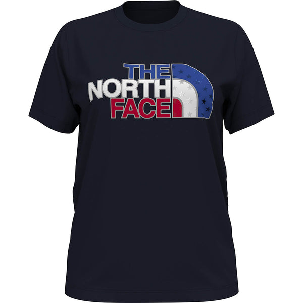 The North Face Women's New USA Short Sleeve T-shirt