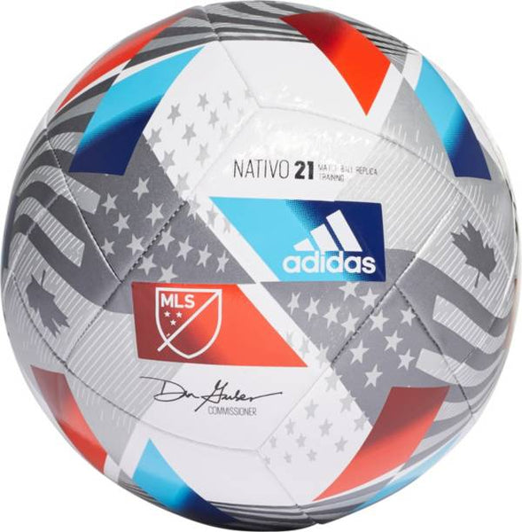Adidas MLS Nativo 21 Training Soccer Ball