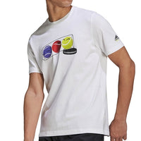 Adidas Ball Can Graphic Men's Tennis Tee
