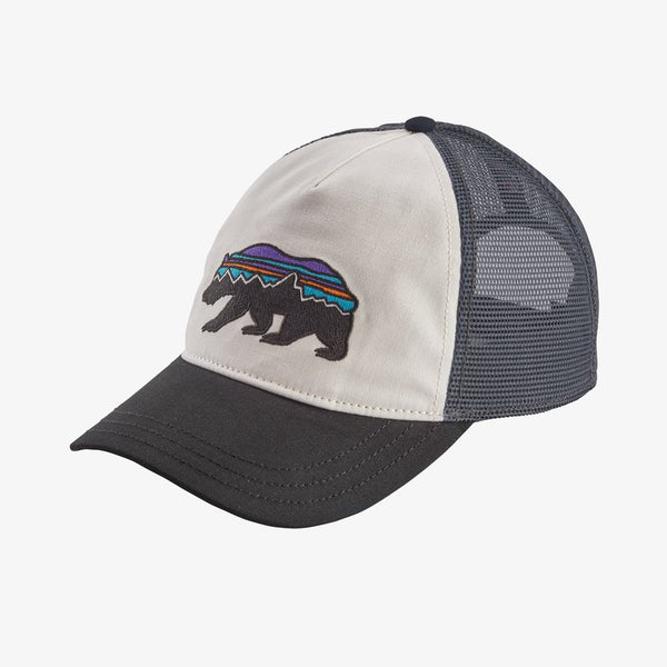 Women's Fitz Roy Bear Layback Trucker Hat