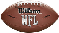 Wilson NFL MVP Football Junior