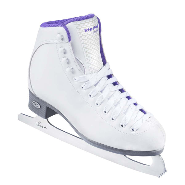 Women's Riedell 118 Sparkle Skate Set