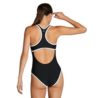 Speedo Women's Contrast Binding One Piece