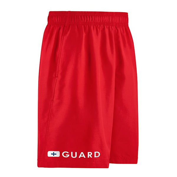 Speedo Mens Guard Swim Trunk Knee Length Boardshort Volley
