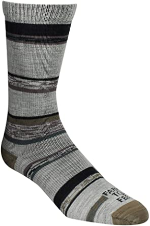 Farm to Feet Men's King Ultra-Lightweight Merino Wool Crew Socks