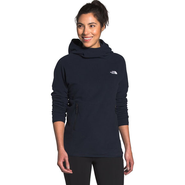 The NorthFace Women's TKA Glacier Pullover Hoodie
