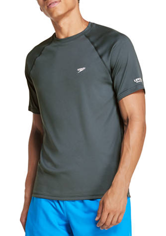 Speedo Men's Easy Short Sleeve Swim T-Shirt