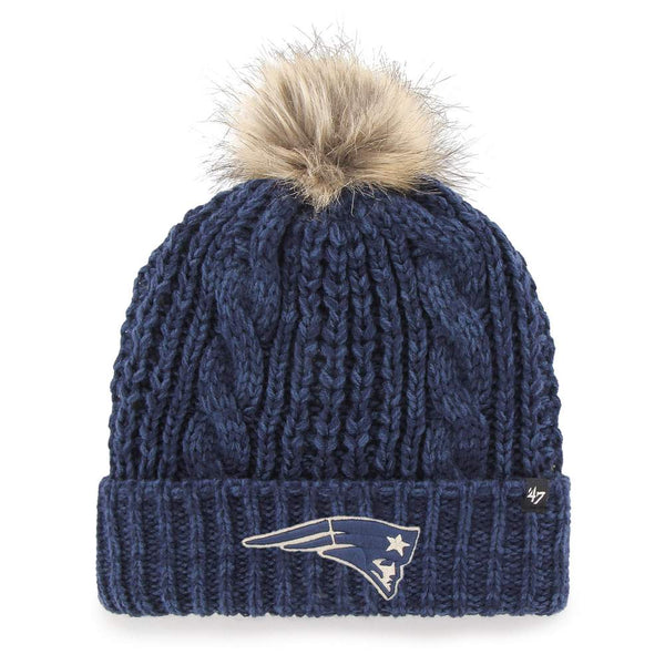 '47 Sports New England Patriots Meeko Cuff Knit (Infant)