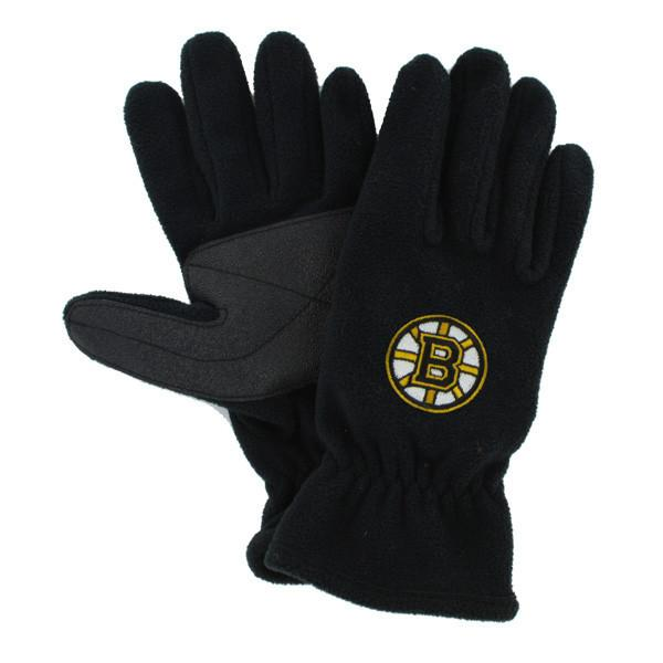 47 Sports Boston Bruins Fleece Glove