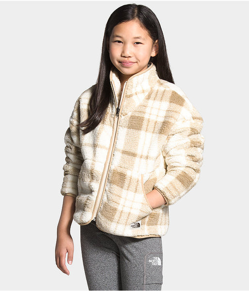 The NorthFace Girls Campshire Cardigan