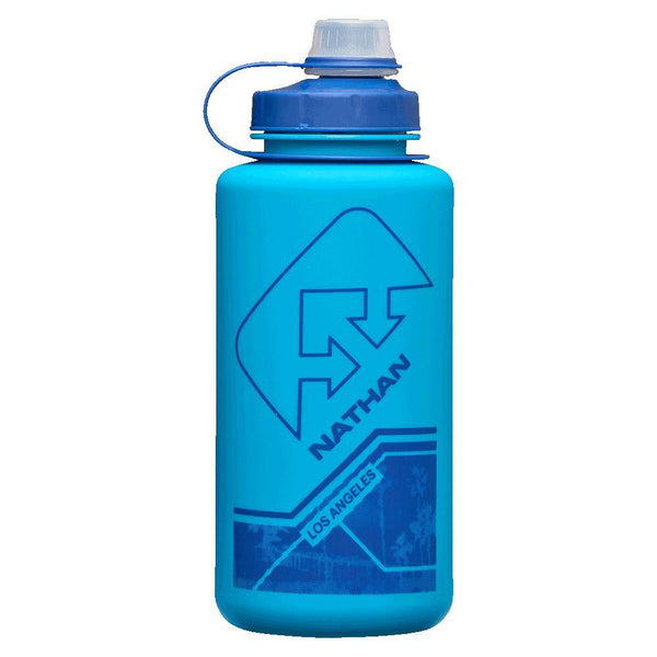 Nathan BigShot City Collection 1 Liter Hydration Bottle