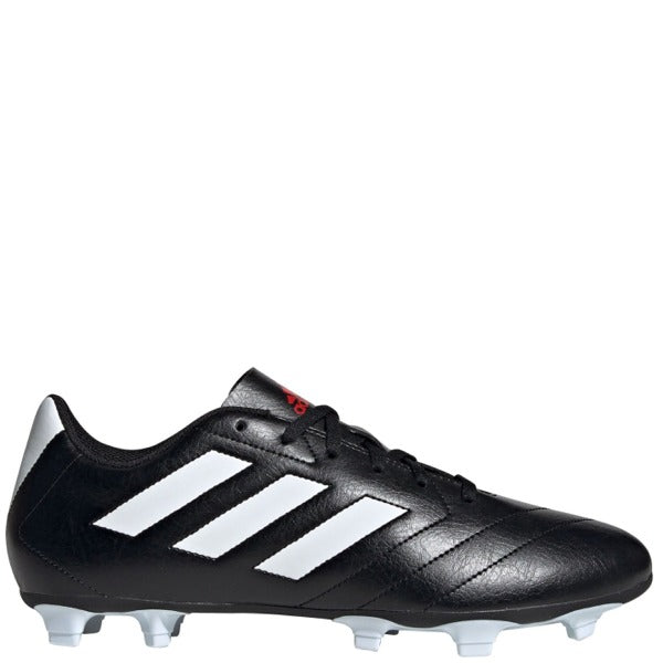 Youth Adidas Goletto VII FG Core Black/White/Red