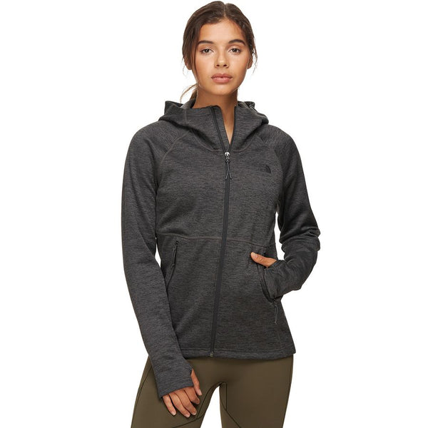 The NorthFace Women's Canyonlands Hooded Fleece Jacket