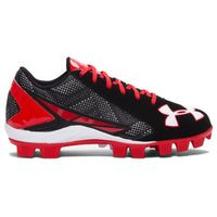 Under Armour Leadoff Low Red