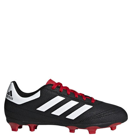 Youth Adidas Goletto IV Soccer Cleat Red