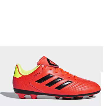 Men's Adidas Copa 18.4 FxG Soccer Shoe