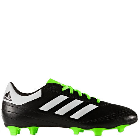 Youth Adidas Goletto IV Soccer Cleat Green