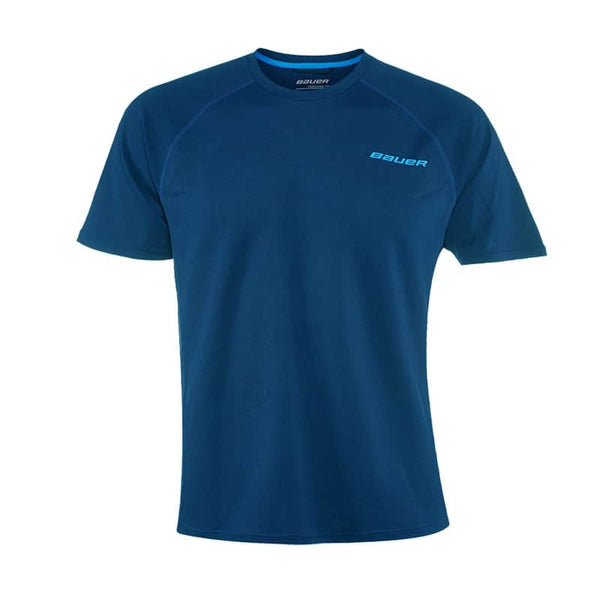 Bauer Training Performance Short Sleeve Shirt