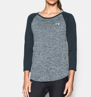 Women's Under Armour Tech 3/4 Twist Shirt